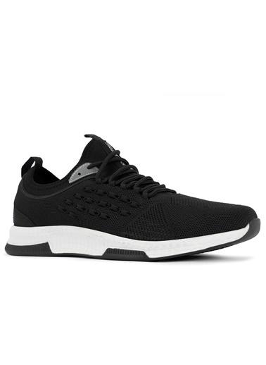 Slazenger Slazenger Troy Sneaker Unisex Ayakkabı Krem Siyah